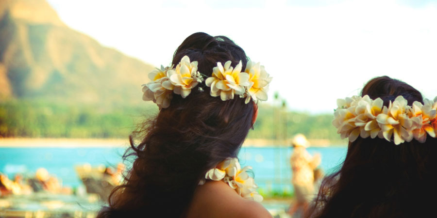 Hawaiian Garland